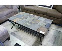 stone glass coffee table italian stone and glass coffee tables