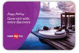 Make Voucher Amazing Gift Cards Buy Gift Vouchers Online Gift Vouchers MakeMyTrip