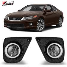 2013 Honda Accord Fog Light Installation Winjet Wj30 0359 09 Oem Series For 2013 2015 Honda Accord Coupe Clear Lens Driving Fog Lights Switch Wiring Kit
