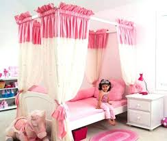 Princess Canopy Bed Little Girl Princess Canopy Beds Girls Bedroom ...