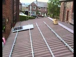 rooftop sheet metal solar power install best sheet metal for auto work
