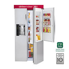 lg refrigerator drawer replacement. side-by-side refrigerator w/ door-in lg drawer replacement