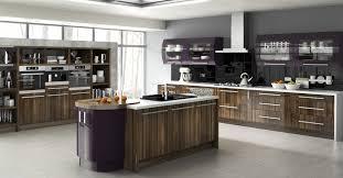 Black Gloss Kitchen Zebrano Kitchen Cabinets Monsterlune