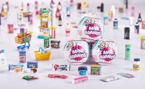 <b>5 Surprise</b> Mini Brands от ZURU: миниатюрные знакомые товары!