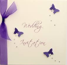 carol miller designs wedding stationery showcase wedding Cadbury Purple Wedding Invitations Online purple butterfly wedding invitation Black and Purple Wedding Invitations