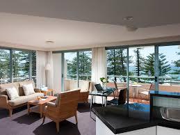 Deluxe 2 Bedroom Apartment 1 Queen and 2 Single Beds Ocean View