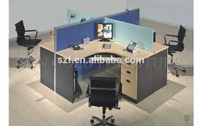 round office desks. modern appearance 4 person workstation cubicle round office desksszws929 desks d