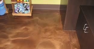 Concrete Basement Floor Covering