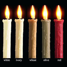 chandelier candle sleeve