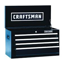 Craftsman 4 Drawer Standard Duty Top Tool Chest (00933807)