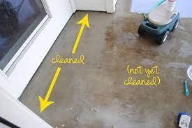 diy concrete cleaner vous allez faire