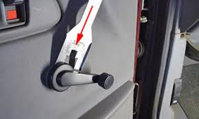 i was watching a ager try to remove the window crank from his first car the other day and it struck me that there are folks out there who ve never