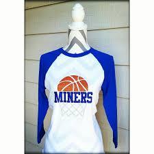 Basketball Cheer Shirt Designs Basketball Mom Shirt Raglan With Mascot Or Name More