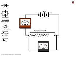 circuit diagram ammeter voltmeter circuit diagram ammeter voltmeter