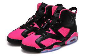 jordan shoes for girls 2015 black and white. 2015 air jordan 6 gs black pink shoes for sale-4 girls and white h