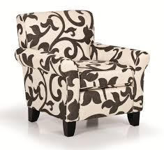 stanton accent chairs and ottomans transitional rolled arm accent