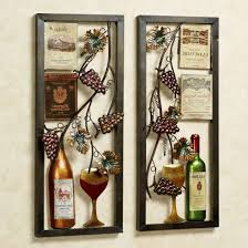 top 63 superb wine bottle wall decor wine themed kitchen towels metal wine decor g and wine themed kitchen rugs design