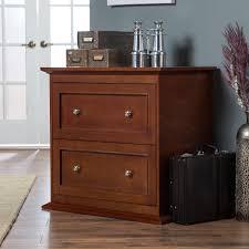 belham living hampton 2 drawer lateral wood filing cabinet cherry hayneedle