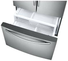 dual ice maker refrigerator. Cu Ft Capacity 3 Door French Food Showcase Refrigerator With Dual Ice Maker Samsung S