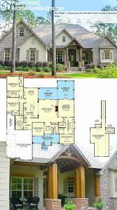 most popular craftsman house plans new 10 best ranch home plans side load garage home plans