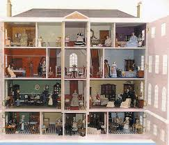 cheap doll houses with furniture. house finished doll houses with furniture cheap l