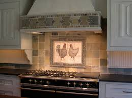 stone tile kitchen countertops. 55 Most Perfect Natural Stone Tiles Backsplash With Animal Picture As The Decoration Large And Modern Gas Stove Black Kitchen Countertop White Painted Tile Countertops U