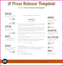 Simple Press Release Template New Product Press Release Template Press Release Template Free
