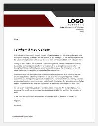 Work Experience Certificate Templates For Ms Word Word