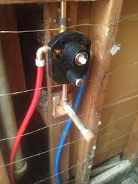new shower valve with pex pipe yelp pex shower valve only