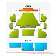Allen Theatre Playhouse Square Tickets