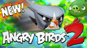 Download the NEW Angry Birds 2! | 10,000 People = Dye Kelly's Hair  RAINBOW!!! - YouTube
