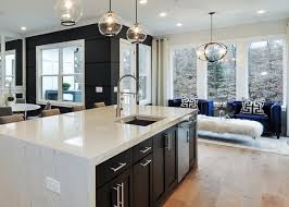 Trends furniture Design Trends Contemporary White And Black Kitchen With Sitting Room And Breakfast Nook Hgtvcom Designers Favorite Furniture Trends For 2018 Hgtv