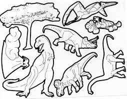 Pour Imprimer Ce Coloriage Gratuit Coloriages Dinosaures 5