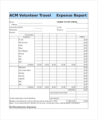 Expense Report Form Interesting Blank Expense Report A Simple Expense Report Blank Weekly Expense