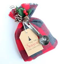 these cookie mix gift sacks make an adorable handmade gift and they re