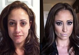 makeup artist melissa murphy is showing stars stripped down but not the way you re used to see the transformations of stars with and without