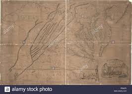 English Scale Ca 1 650 000 Relief Shown Pictorially Hand