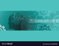 abstract creative banner background
