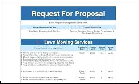 Snow Removal Bid Template Snow Removal Bid Template Lovely Great Proposed From Free