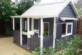 The Flagstaff Cubby (from $1,400) is just one of the many chic designs on  offer from Cubby Central. With working doors, sliding perspex windows and a  front ...