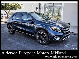 We've given the gla a score of. 2021 Mercedes Benz Gla 250 For Sale In Midland Tx Alderson European Motors Midland