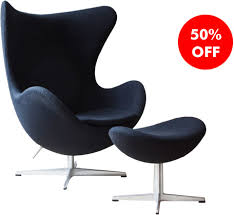 egg chair for sale. Egg Chair And Footstool For Sale G