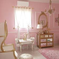 Charming Light Pink And Gold Bedroom Also Black White Ideas Round Of ...