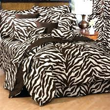zebra twin comforter set modest zebra comforter set brown and beige twin zebra print bed in