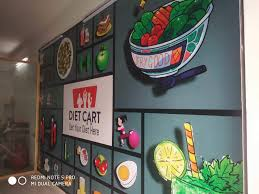 Diet Cart Near Galaxy Circle Surat Diet Food Health