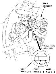 accord cb fb swap need help honda tech 3 wire map yel wht d19 sensor 5v ref grn wht d21 sensor ground wht yel d17 sensor signal