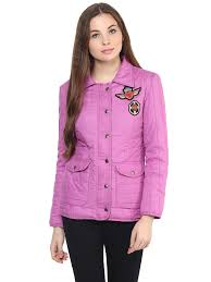 Purple quilted jacket-The Vanca & Purple-quilted-jacket-JKF450230_2. ... Adamdwight.com