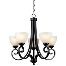hampton bay alta loma chandelier dining room chandeliers home depot elegant bay 5 light oil rubbed