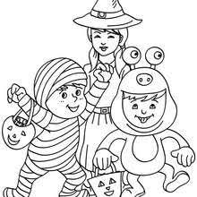 halloween costumes coloring pages halloween costumes coloring pages fun for christmas