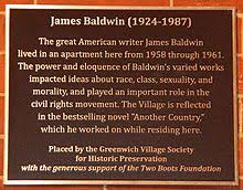 James baldwin the fire next time summary